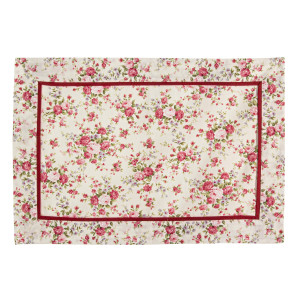 Set 4 suporti farfurii Lady Rose 50 cm X 35 cm