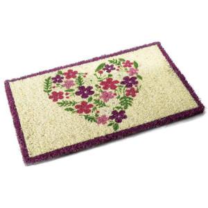 Covoras Heart Purple