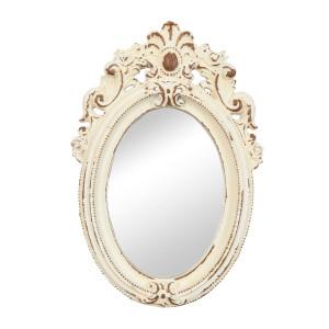 Oglinda Elegance White