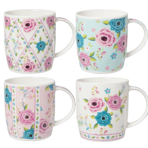 Set cani Flowers