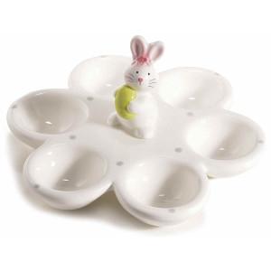 Platou ceramic Paste Bunny 6 oua